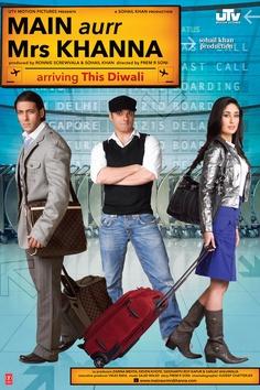 Main aurr Mrs Khanna - very hard to watch Salman Khan be such a jerk but still a good movie! And I love, love, love the song: Tum Ne Socha Ye Kaise! New Hindi Movie, Bollywood Posters, Preity Zinta, Indian Movies, Kareena Kapoor, Salman Khan, Bollywood Celebrities, Good Movies, Maine