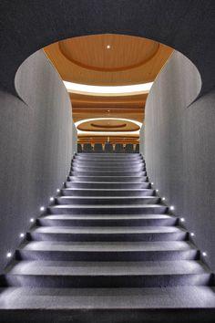 Gallery - M – Auditorium / Planet 3 Studios Architecture - 2 Studios Architecture, Architecture Details, Interior Architecture, Interior Design, Huge Design, Tv Set Design, Refurbished Chairs, Auditorium Design, Mumbai