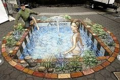 15 beeindruckende 3D Sidewalk Paintings | anders
