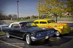 Autumn is a great time to take a ride in your classic. Check out these 2 GM cars - FALL RIDES: Buick and Chevy Custom
