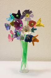 Preschool Spring Activities: Egg Carton Flowers