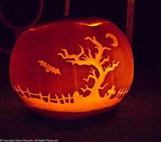 Halloween Pumpkin, Made by www.imlol.net