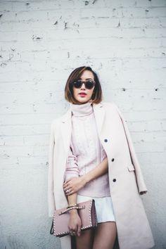 Banjo_and_matilda_pink_turtleneck_knit_chriselle_Lim_pink_duster_coat_zara_manolo_blahnik_downtown_los_angeles_DTLA_style_fashion_streetstyle_karen_chen_photography_9