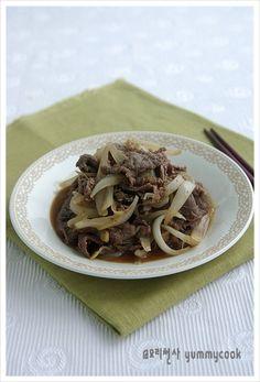 조림간장을 이용한 고기재우기, LA갈비, 소불고기, 닭불고기 : 네이버 블로그