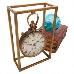 Industrial Age Mantel Clock Was: $39.95           Now: $29.95