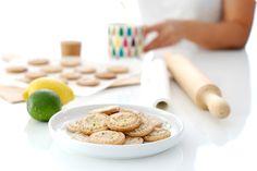 Recetas de galletas de mantequilla para hacer con niños, son sencillas, se pueden aromatizar y se hacen en 15 segundos en tu Thermomix ®