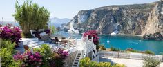 SMALL AND CHARMING HOTEL IN PONZA, ITALY...