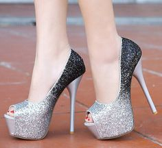 Shoes high glitter - fashion glitter spring summer platform shoes woman 2015 p . Shoes high glitter – fashion glitter spring summer platform shoes woman 2015 p … – sexy heels Hot High Heels, Platform High Heels, High Heel Boots, High Heel Pumps, Pumps Heels, Stiletto Heels, Ankle Boots, Heeled Sandals, Gold Pumps
