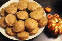 fresh pumpkin muffins from lucky #freshfinds #shop