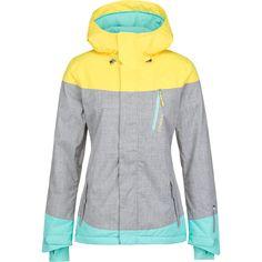 Coral jacket