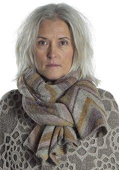 Tørklæde 5 - Tilbehør - Tine Rousing / Lone Gissel