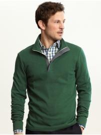 love quarter zip sweaters