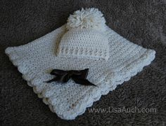 How To Crochet An Easy Baby Blanket Ideal for Beginners (Free Pattern and Tutorial)