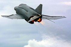 One of the last Luftwaffe Phantoms.