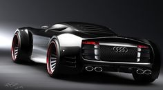 Audi R10 Marouane Bembli