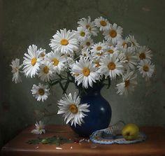photo: Расцвели в саду ромашки | photographer: Марина Филатова | WWW.PHOTODOM.COM