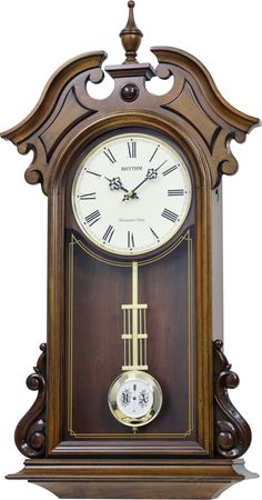Features:  Product Type: -Analog.  Finish: -Walnut.  Shape: -Novelty.  Style: -Contemporary.  Primary Material: -Wood.  Numbered Clock: -Yes.  Operating Mechanism: -Quartz movement/Crystal.  Gender: -