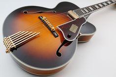 Gibson Custom Shop Crimson L-5 Signature Lee Ritenour / Antique Sunburst #10874001