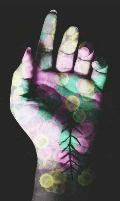 Hand 1 Digital art K.Aart