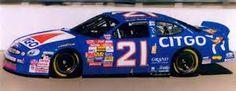 #21 Citgo Ford Michael Waltrip, Daytona 500, Nascar, Ford, Racing, Vehicles, Running, Auto Racing, Car