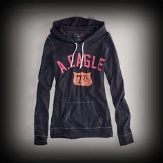 American Eagle レディース パーカー アメリカンイーグル AE SIGNATURE HOODIE パーカー-アバクロ 通販 ショップ-【I.T.SHOP】 #ITShop