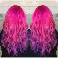 Easter Sugar Cookie Frosting... Using Blush, Cupid, and Lilac from @pulpriothair... By Butterfly Loft stylist Sydney @syd_viicious and Tasha @tashatripphair
