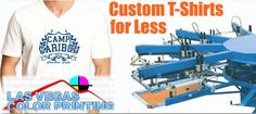 your one stop online source for screen printing and color printing services. We offer the best quality large format printing solution in Las Vegas.