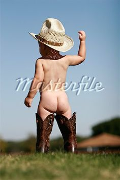 lil cowboy. I need to borrow someones boots so I can get one of Rylee