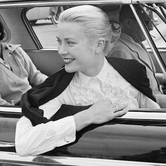 Grace Kelly, Cannes 1954 and 1955 (To catch a thief). Photo Edward Quinn. © edwardquinn.com