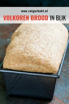 Dutch Recipes, Pastry Recipes, Bread Recipes, Cooking Bread, Bread Baking, Yummy Food, Tasty, Bread Cake, Bread And Pastries