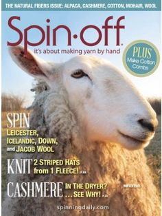 Watch for an article about Spinzilla 2014 from our own Constance Hall in the Winter 2015 issue of Spin-Off. | InterweaveStore.com