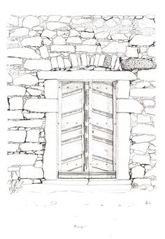 Dessin d architecture dessin pinterest architecture for Dessin d architecture