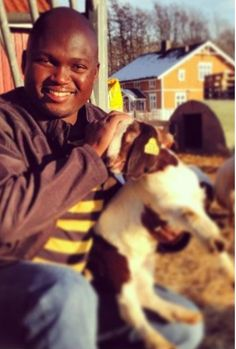 Meet Enoch Zaleni, Assistant Sales and Marketing Manager at Fairview. Enoch grew up on the farm and has worked in the cheese and wine as well as marketing departments.