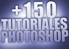 +150 Tutoriales gratuitos de Photoshop en español