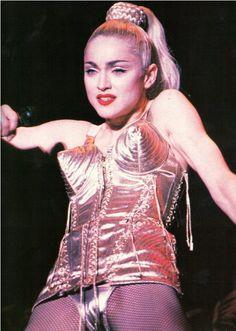 Pointy tart ~ classic Madonna