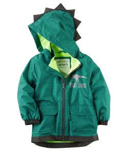 Kid Boy Monster Raincoat from Carters.com. Shop clothing & accessories from a trusted name in kids, toddlers, and baby clothes.