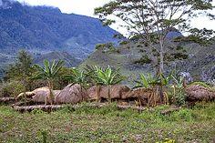 Baliem Valley, Indonesia