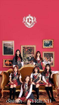 Kpop Girl Groups, Kpop Girls, Summer Rain, G Friend, Music Videos, Photoshoot, Celebrities, Screen Wallpaper, Pictures