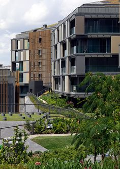 Ulus-Savoy-Housing-by-DS_Architecture–Landscape-07 « Landscape Architecture Works | Landezine