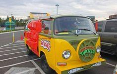 VW bus conversion I think