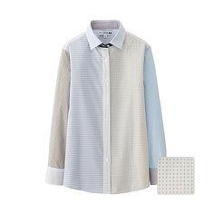 £19.90 WOMEN IDLF Cotton Print Long Sleeve Shirt
