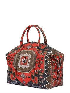 de8b076ee68 LC CARPET PRINTED LEATHER BAG Luxury Shop