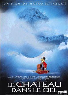 Top 10 des affiches de Miyazaki animées en gifs, un petit hommage pour un grand monsieur Film D, Top Film, Cinema Film, Film Movie, Hayao Miyazaki, Gif Studio, Art Studio Ghibli, Studio Ghibli Background, Top 10 Films