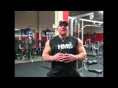 Q: Training Split/Isolating Muscles  http://youtu.be/p6ykbVONY-w