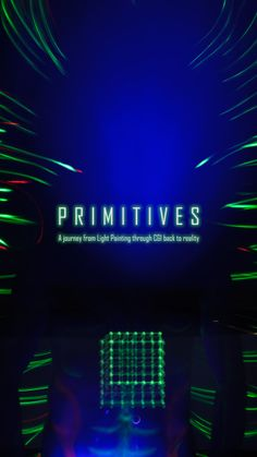 """An ode to the geometric primitives through light painting, digital mixing and music. I light painted Harald with several LED lights and we used a TV that had 3D objects being played back using my """"cross section objects for light painting"""" technique. (For more info check this: http://vimeo.com/groups/lpobjects) I them mixed several layers of the resulting 150 photos morphing between each other at different speeds and with time effects added. Music was made by Harald with a guitar so…"""