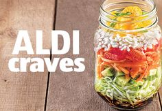 Easy grab and go meals for picnics, lunch or anytime!