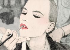 Anna Higgie   Illustrator - Modern art + style