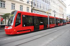 The first ForCity Plus trams were ordered by Bratislava Transportation Company. Photo: courtsey of Skoda Transportation. - Image - Railway Technology