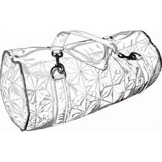 quilted bag - tyvek