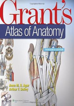 Grant's Atlas of Anatomy, 13th Edition.   Grant's Atlas of Anatomy 13th Edition eBook PDF Free Download Edited by Anne M. R. Agur and Arthur F. Dalley Published by Wolters Kluwer LWW [w.... Get it Free at https://freebooksforall.xyz/grants-atlas-of-anatomy-13th-edition-ebook-free-download/